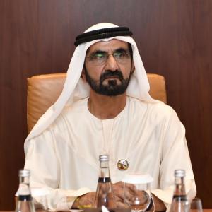 Mohammed bin Rashid Al Maktoum