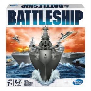 Battleship (aka Battleships or Sea Battle)