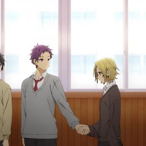 Toru and Yuki