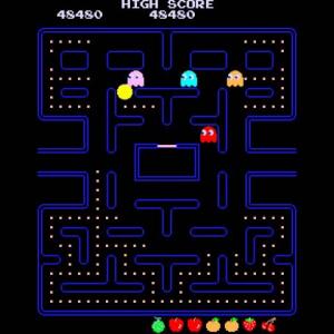 Pac-Man (Namco, 1980)