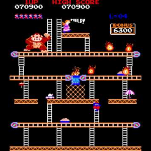 Donkey Kong (Nintendo, 1981)