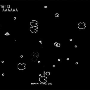 Asteroids (Atari, 1979)