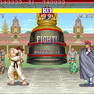 Street Fighter II (Capcom, 1991)