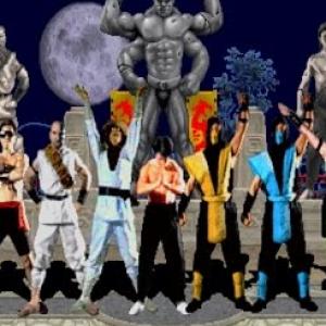 Mortal Kombat (Midway, 1992)