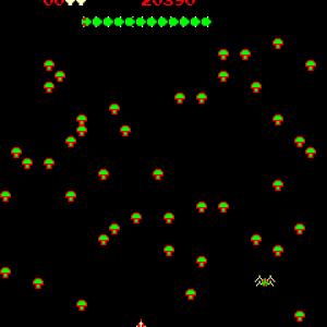 Centipede (Atari, 1980)